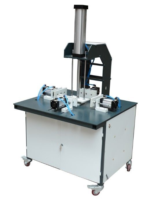 Rigid Box Air Bubbles Manually Pressing Machine
