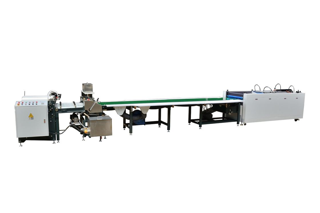 Semi Automatic Book Case Making Machine